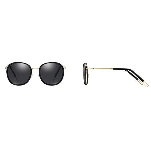 4 Female Gafas de Sol Femeninas DT Color de Gafas cuadradas Conducción polarizadas 4 Sol de OqHOPIw