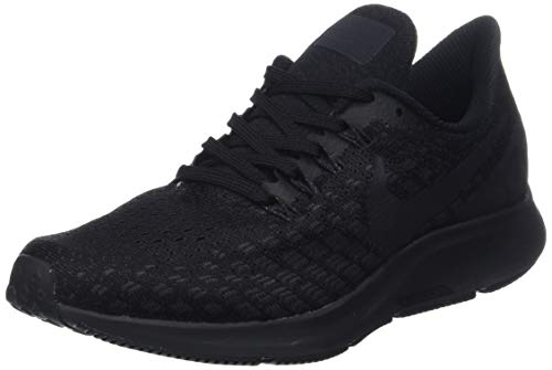 Nike Women's Air Zoom Pegasus 35 Running Shoes ,Black/White/Oil Grey, 7 UK ()