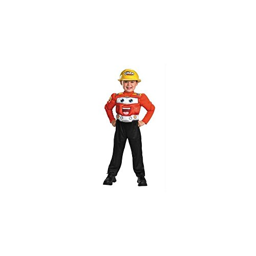 Costumes For All Occasions DG38305S Chuck Classic Muscle 1-2 by Morris Costumes