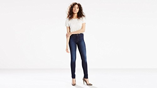 Levi's Women's Slimming Skinny Jean (29W X 34L, Underwater Canyon)