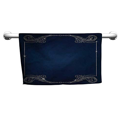 flybeek Valentines Diamonds,Floral Scroll Ornament,freestanding Towel Racks for Bathroom