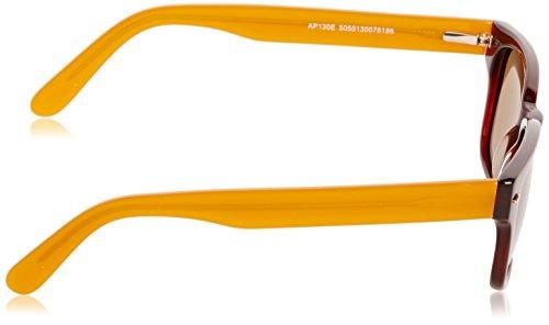 Ap130E Orange Sunoptic Brown Marron de soleil Mixte Lunettes UCdRwq