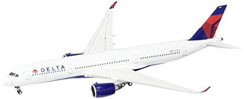 GeminiJets Delta A350-900 1/400 Scale Airplane Model