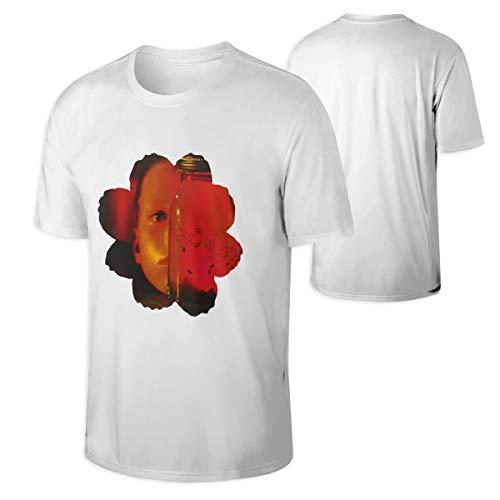 RobbinsTonya Alice in Chains Mans Classic Bonus Neck T-Shirt White XL ()