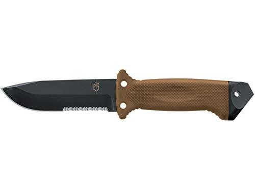 Gerber LMF II Infantry Knife, Coyote Brown [22-01463] (Renewed)