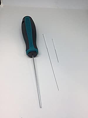 3D Printer Filament Declogging Tool