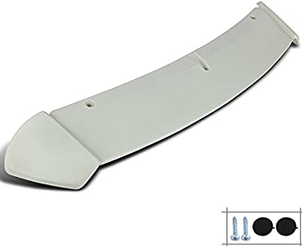 Amazon Com Spec D Tuning Spl Yar063abs Hd Toyota Yaris Hatchback Abs Rear Roof Top Spoiler Wing Factory Style Automotive