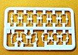 ■【KATO/カトー】(Z07-2603')DF50 手スリ 鉄道模型 Nゲージ