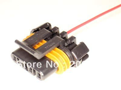 Amazon.com: Davitu 2pcs Alternator Wiring Harness Connector Pigtail on 68 camaro ls1 wire harness, ls1 wheels, ls1 brakes, ls1 power steering pump, ls1 fuel pressure regulator, ls1 driveshaft, ls1 oil cooler, ls1 fuel rail, ls1 exhaust, ls1 swap harness, ls1 pulley, custom ls1 harness, stock ls1 harness, ls1 fuel line, 2000 ls1 harness, ls1 carburetor, ls1 ignition wire terminals, ls1 engine harness, ls1 fuel filter,