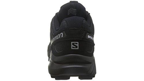 Salomon Men's Speedcross 4 Trail Runner, Black A1U8, 7.5 M US by Salomon (Image #8)