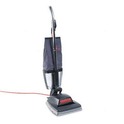 12 Inch Upright Hoover - HOOVER Commercial Guradsman C1433 Vacuum (Upright, Bagless)