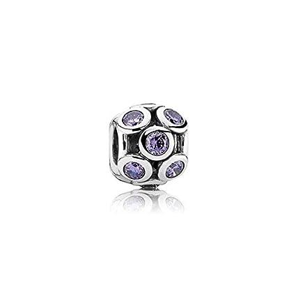 amazon com pandora 791153acz whimsical lights charm purple