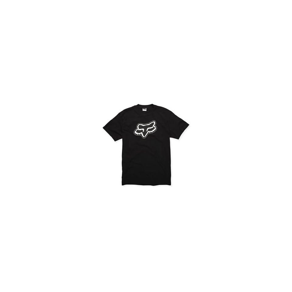 Fox Racing Carbon T Shirt   Small/Black