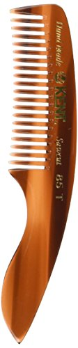 Kent 85T Finest Hand-Made Beard/Mustache Comb – New Release