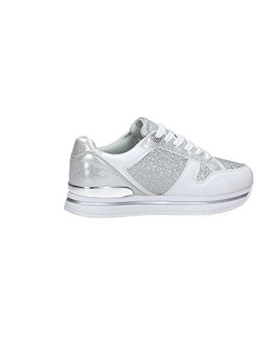 Active Lady Silver Footwear Guess Sneaker Donna xwCffqO