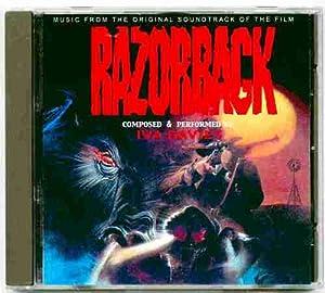 Iva Davies - Razorback CD ~ Music From The Original