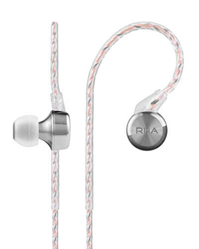 RHA CL750 Precision HiFi Noise Isolating in-Ear Headphones for Amps DACs