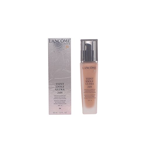 Lancome Teint Idole Ultra 24h Wear and Comfort SPF 15 04 Beige Nature for Women, 1 Ounce (Lancome Teint Idole)