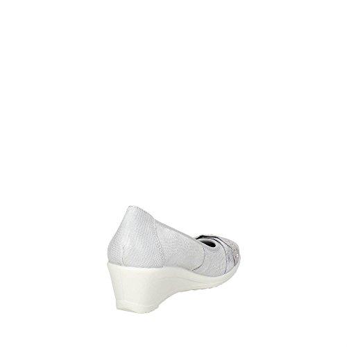 Imac 71920 Zapatos con Tacones Mujer Gris hielo