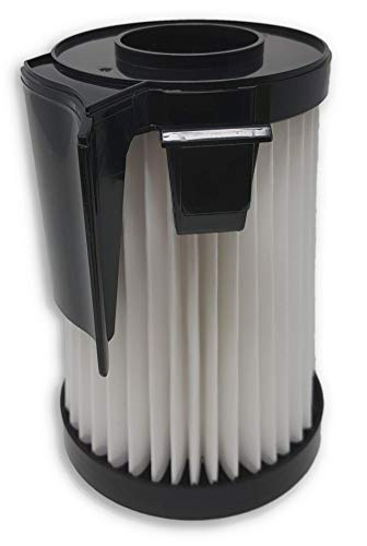 Eureka Optima Hepa Filter - ZVac Compatible Vacuum Filter Replacement for Eureka DCF-10 & DCF-14 HEPA Filters. Replaces Parts# DCF14, DCF10, 62731A, 62731B. Fits: 430 Series Uprights & Stick Vacuum 431A, 426A, 431AX.