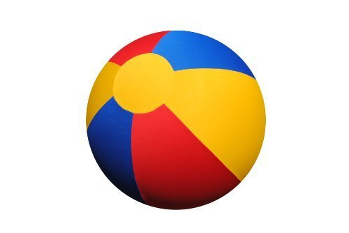 Horsemen' S PRIDE Jolly Pets Mega Beach Ball Cover, 25-Inch by horesemans Pride (English Manual)