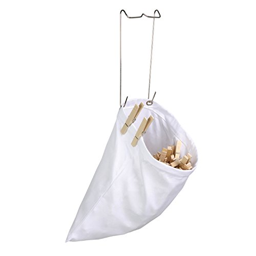 Honey-Can-Do DRY-01313 Clothespin Bag