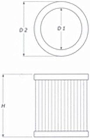 BMC fB349//12 sport replacement air filter