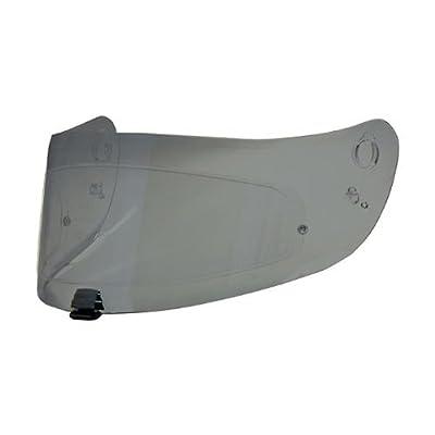 HJC HJ-20M Pinlock Ready Shield FG-17 Sports Bike Motorcycle Helmet Accessories - Dark Smoke/One Size: Automotive