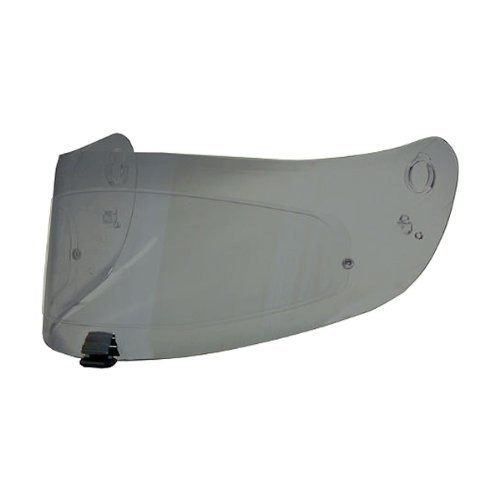 HJC HJ-20M Pinlock Ready Shield FG-17 Sports Bike Motorcycle Helmet Accessories - Dark Smoke/One Size