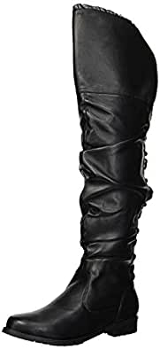 Ellie Shoes Womens 181-TYRA 181-tyra Black Size: 6
