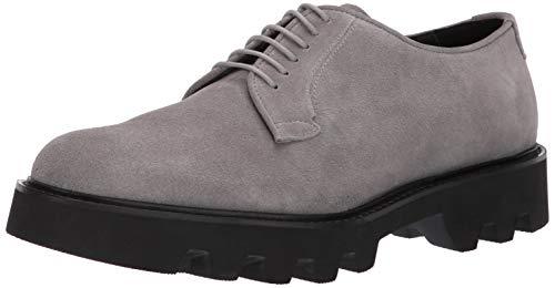 Emporio Armani Men's Industrial-Sole Oxford, Grey 9 Medium UK (10 US)