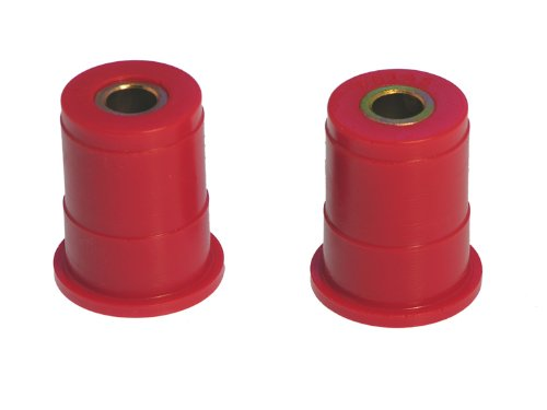 Prothane 6-203 Red Front Control Arm Bushing Kit (Bushings Mustang Arm Front Control)