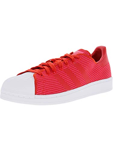 Pink Core Adidas 2 top Hombre Superstar Red White Footwear Low nBqHawfqx0