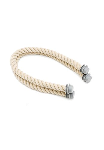 (Exchangeable Handles - Rope Natural)