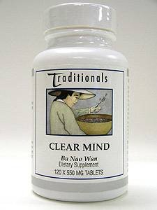 Kan Herbs – Clear Mind 120 tabs [Health and Beauty] Review