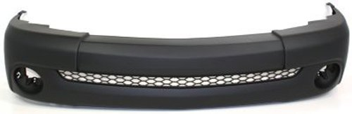 Crash Parts Plus Primed Front Bumper Cover Replacement for 2000-2006 Toyota Tundra (Front Replacement Bumper Cover)