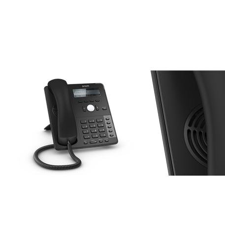 Snom D715 Professional Business Phone, Black by Snom
