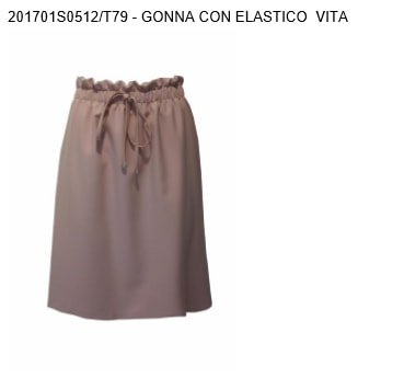 Vita Siste's In Rosa Gonna Elastico Cw8aZTZq