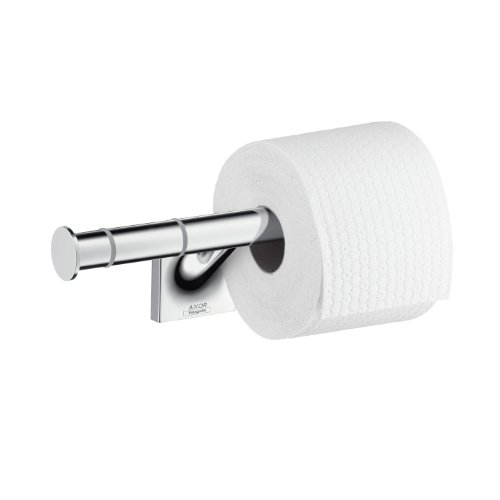 Starck Bathroom Accessory - AXOR Axor 42736000 Starck Organic Toilet Paper Holder Chrome