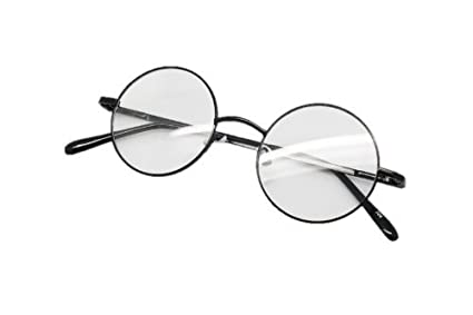 79b539ed78 Image Unavailable. Image not available for. Color  Costume Harry Potter-style  glasses glasses sunglasses makeover Harry Potter ITA glasses round ...