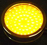 72 Yellow LED Outdoor Submersible Pond Landscape Light