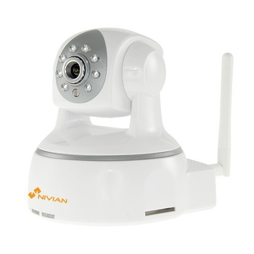 Nivian ONV Cámara IP para videovigilancia H P WiFi