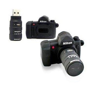 8GB Camara Fotos Nikon Reflex Falta 16 Pendrive Pen Drive Memoria ...