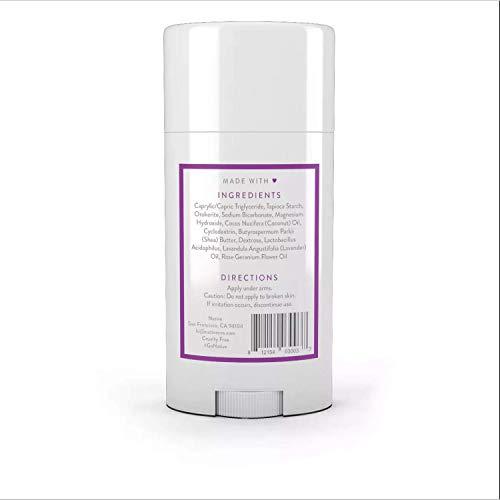 Native Deodorant - Natural Deodorant - Vegan, Gluten Free, Cruelty Free - Free of Aluminum, Parabens & Sulfates - Born in the USA - 3 Pack - Cucumber & Mint, Coconut & Vanilla, Lavender & Rose