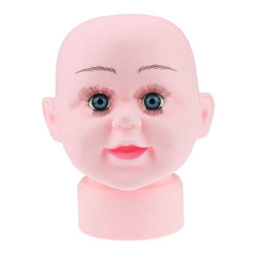 Hatop Children Manikin Head Hats Wig Mould Show Stand Model Mannequins (Boy) (Boys 50s Costume)