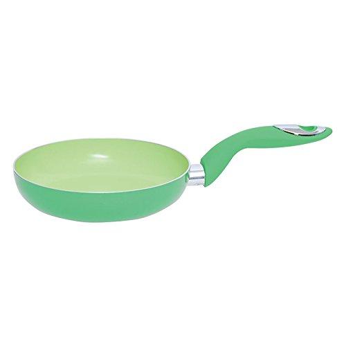 9 opinioni per Excelsa Funky Cook Padella 1 Manico, Alluminio, Verde, 20 cm