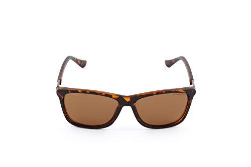 Protección Resistente a Mujer de Polarizadas SUP6082C3 Golpes y Hombre los Sunner Lentes Montura Gafas Sol UV400 Para Ligera c0fZ46Bq