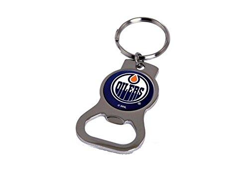 Edmonton Oilers Bottle Opener Keytag