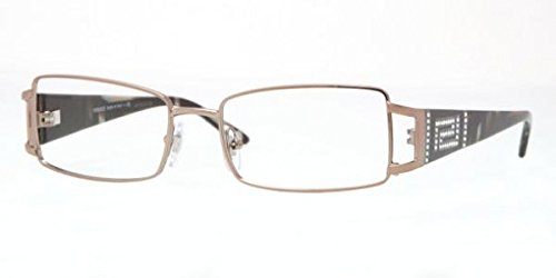Versace VE1163B Eyeglass Frames 1013-5216 - Brown - Women For Versace Frames