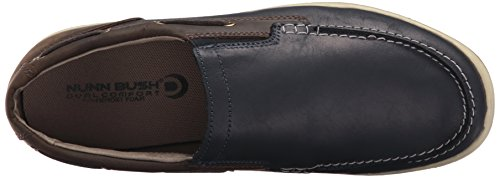 Boat Sloop Men's Nunn Bush Navy Shoe w4gETxqt
